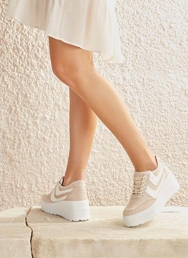 Butigo Sneakers Krem